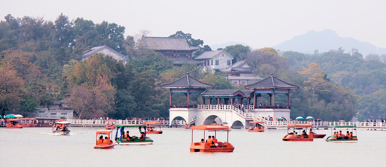惠州西湖风景区创建国家5A级旅游景区综合服务咨询