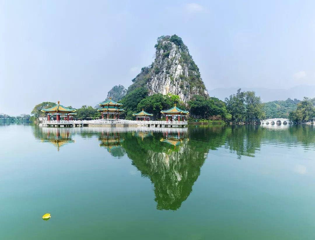 肇庆星湖风景区创建国家5A级旅游景区整治提升策划(已成功创建)