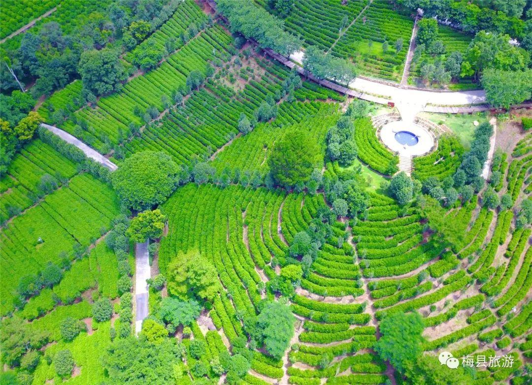 梅县区雁洋镇内、外部旅游标识系统设计方案