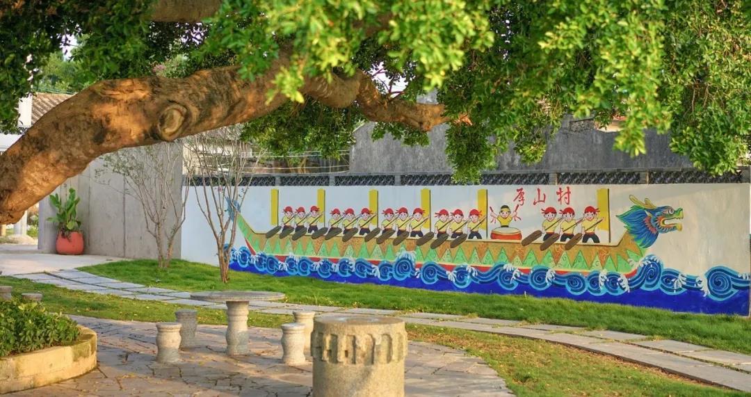 朴素亲民:靖海镇厚山村美丽乡村设计施工一体化项目